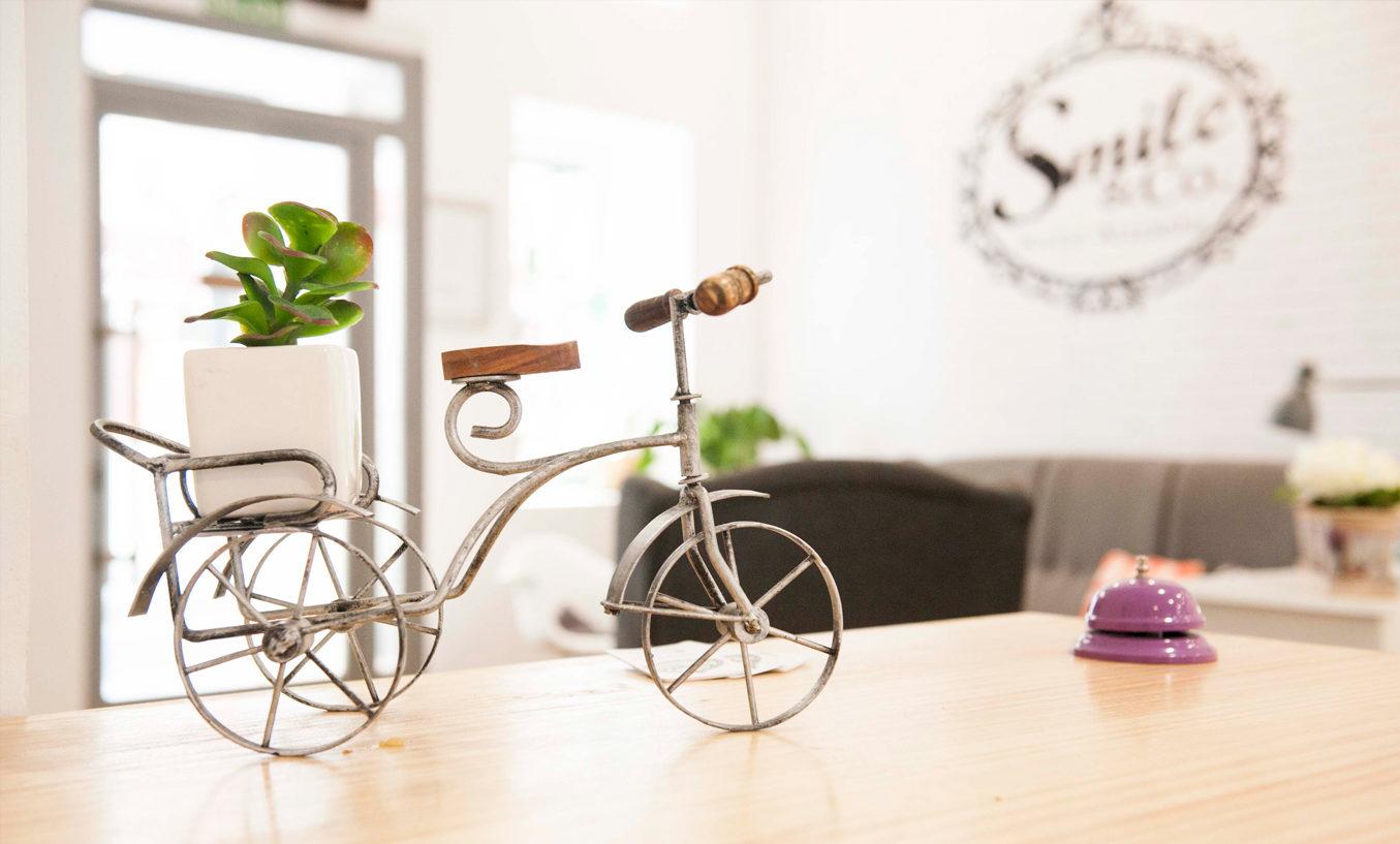 En bici por la ciudad